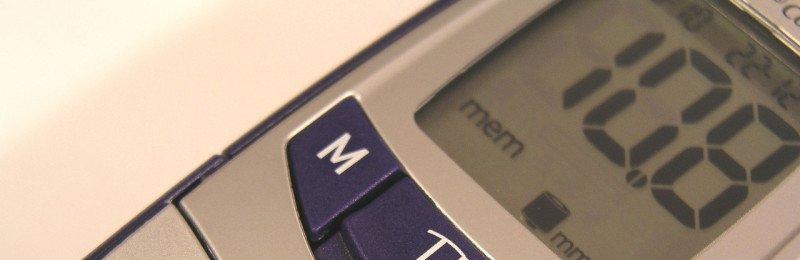 Diabetic Supplies Glucose Meter